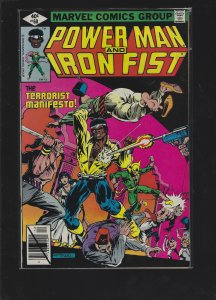 Power Man and Iron Fist #60 (1979)