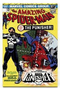 AMAZING SPIDER-MAN #129 2004-LIONS GATE MOVIE EDITION 1st Punisher