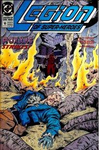 Legion of Super-Heroes #10 (1990)