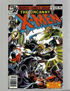 (Uncanny) X-Men # 119 NM Marvel Comic Book Beast Angel Cyclops Magneto SM19