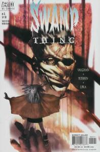 Swamp Thing (3rd Series) #5 FN; DC/Vertigo   save on shipping - details inside