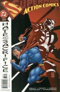 Action Comics (1938 series) #788, NM + (Stock photo)