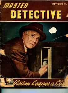 Master Detective 9/1946-MacFadden-safe cracking cover-P