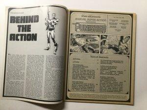 Marvel Super Action Volume 1 No. 1 Magazine Very Fine Vf 8.0 1976 Marvel