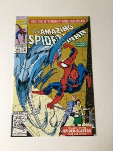 Amazing Spider-man 368 Vf/Nm Very Fine /Near Mint