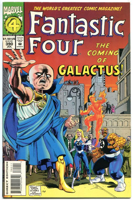 FANTASTIC FOUR #381 382 383 384 385 386 387-390, VF/NM, 1961, more in store,QXT