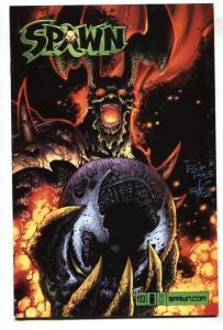 SPAWN #153 2006-Image comic book VF/NM