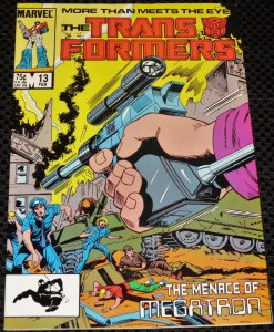 The Transformers #13 (1986)