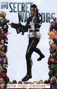 SECRET WARRIORS (2009 Series)  (MARVEL) #7 70TH ANN Near Mint Comics Book