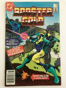 Booster Gold (DC 1st Series) #2 1986 VF+