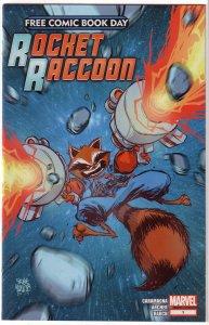 Rocket Raccoon  (FCBD 2014)   #1 FN/VF