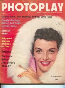 Photoplay-Jane Russell-Van Johnson-June Allyson-Dick Powell-Dec-1955