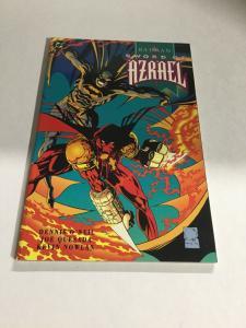 Batman Sword Of Azreal Nm Near Mint DC Comics SC TPB