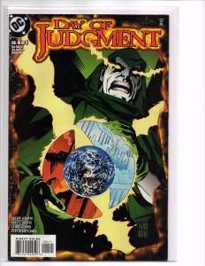 DC Comics (1999) Day of Judgment #4 Geoff Johns Story All DC Heroes