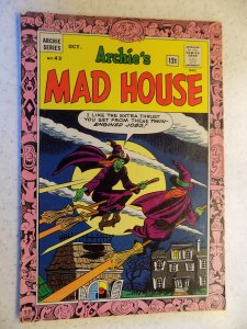 ARCHIE'S MAD HOUSE # 43 ARCHIE JUGHEAD VERONICA BETTY RIVERDALE