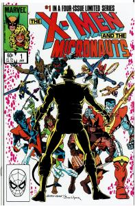 X-Men and the Micronauts #1, 9.0 or Better