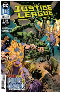 Justice League Dark #10 Main Cvr (DC, 2019) NM