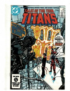 12 Tales of the Teen Titans DC Comics 41 42 43 45 46 47 48 49 50 51 52 53 HG2