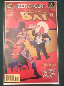 Batman: Shadow of the Bat #31 ZERO HOUR