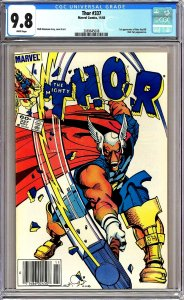 Thor #337 - 1st app Beta Ray Bill