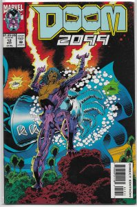 Doom 2099   #12 FN/VF