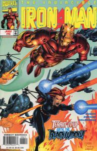 Iron Man (3rd Series) #6 VF/NM; Marvel   save on shipping - details inside