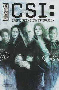 CSI: CRIME SCENE INVESTIGATION (2003 IDW) 1-5