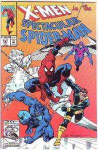 Spider-Man, Peter Parker Spectacular #197 (Feb-93) NM+ Super-High-Grade Spide...