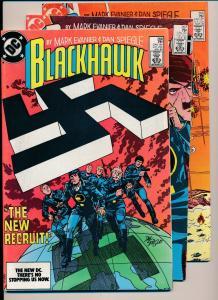 DC Comics BLACKHAWK #266,267,268 (1984) ~ F/F+/VF (PF210)