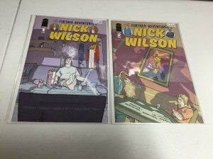 The Further Adventures Of Nick Wilson 1 2 Nm Near Mint Image Comics