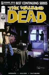 Walking Dead, The (Image) #77 VF/NM; Image   save on shipping - details inside