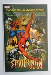 Official Handbook of the Marvel Universe Spider-Man #2004, 6.0/VF (2004)