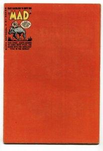 MAD #13 1954-EC-Wally Wood-Will Elder-Prince Valiant-Robinson Crusoe FN