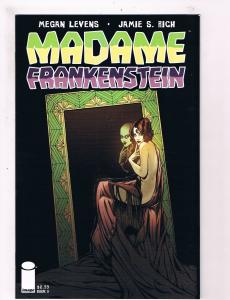 Madame Frankenstein # 3 FN/VF 1st Print Image Comic Book Megan Levens Series S64