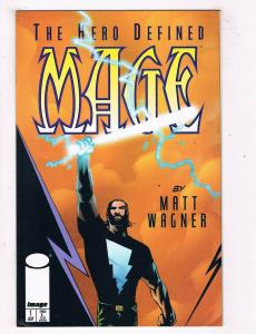 Mage #1 VF/NM Image Comics Comic Book Matt Wagner July 1997 DE43 TW14