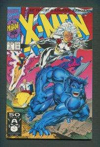 X-Men #1  (Beast, Storm Variant)  / 9.2 NM- 9.4 NM / October 1991