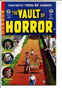 Vault Of Horror-#22-1998-Gemstone-EC reprint