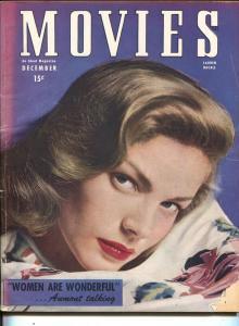 Movie Play-Lauren Bacall-Tyrone Powers-Rosalind Russell-Rita Hayworth-Dec-1946