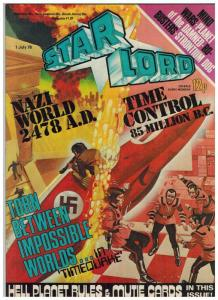 STAR LORD (BRITISH WEEKLY) 8 FN ( 7/ 1/78)