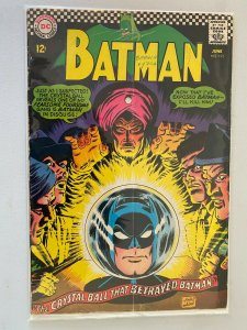 Batman #192 3.0 GD VG Subscription Fold (1967)