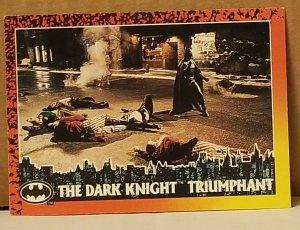 1992 Topps Batman Returns #77