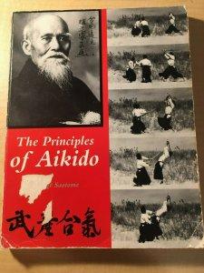 The Principles of Aikido Saotome Shambhala Japanese Martial Arts Book MFT2