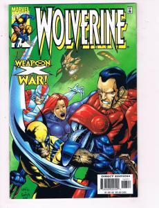 Wolverine #143 VF Marvel Comics Comic Book Larsen X Men 1999 DE24