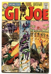 SHOWCASE  #53-1st appearance of G.I. Joe in comics-DC 1964
