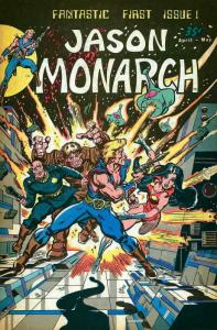 Jason Monarch #1 VF/NM; Omnibus | save on shipping - details inside