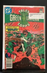 Tales of the Green Lantern Corps #2 (1981)