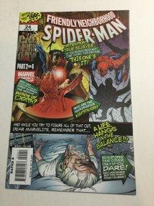 Friendly Neighborhood Spider-Man 24 Nm Near Mint Marvel Comics