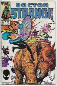 Doctor Strange   vol. 2   #70 FN