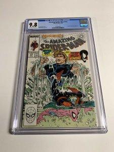 Amazing Spider-Man #315 CGC graded 9.8