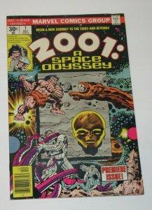 2001 A Space Odyssey #1 1976 Marvel Comics VF
